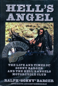 Book Cover Hell's Angel