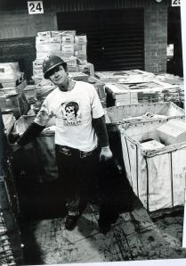 Joe on Dock