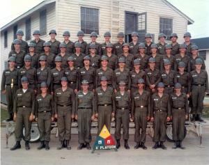 Basic Training Platoon