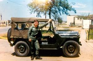 Bob and his jeep
