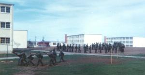 Riot Control Practice April 1968 #2