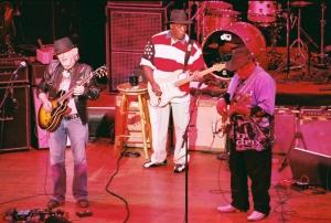Brad Whitford, Buddy Guy & Billy Cox #1