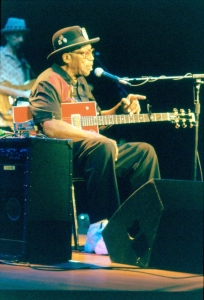 Bo Diddley Interview #1
