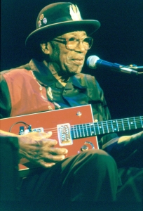 Bo Diddley Interview #2