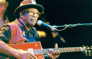 Bo Diddley Interview #6
