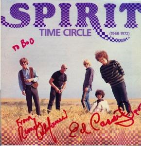 Spirit signed album reduced
