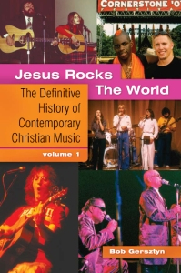 Jesus Rocks The World Volume 1 Cover