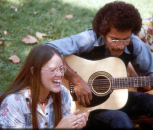 A Gloria Miller and Fred Hernandez 1976