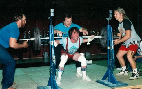 37 Bob's 440 lb. Squat