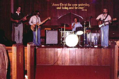 43 Bernie Federman Band