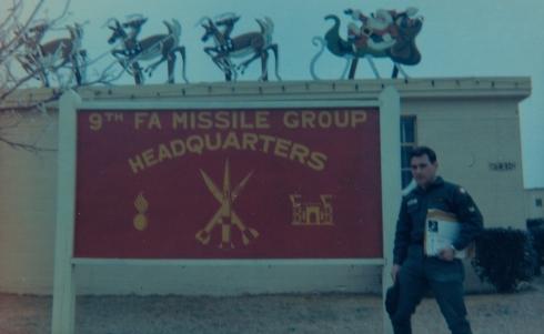 9th FA Missile Group