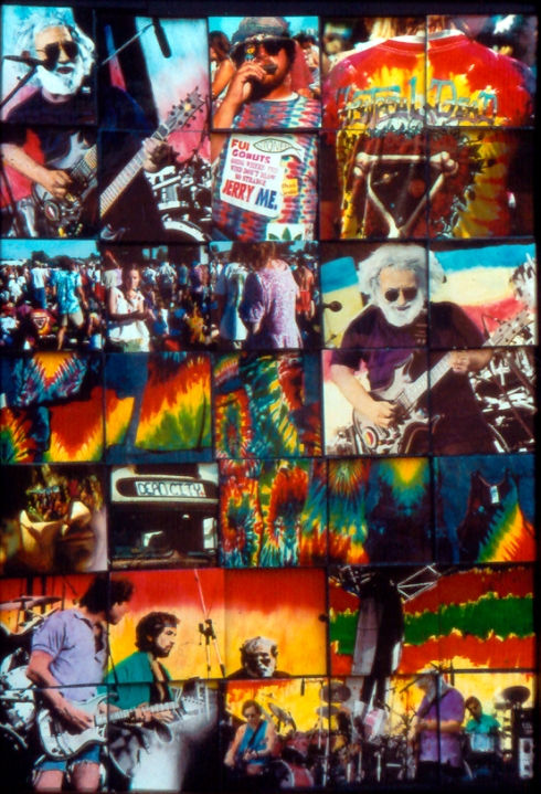 010 Grateful Dead Collage