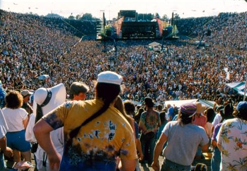011 Grateful Dead Concert Eugene, Oregon 1994