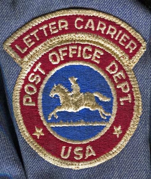 17 Pony Express Logo#3376