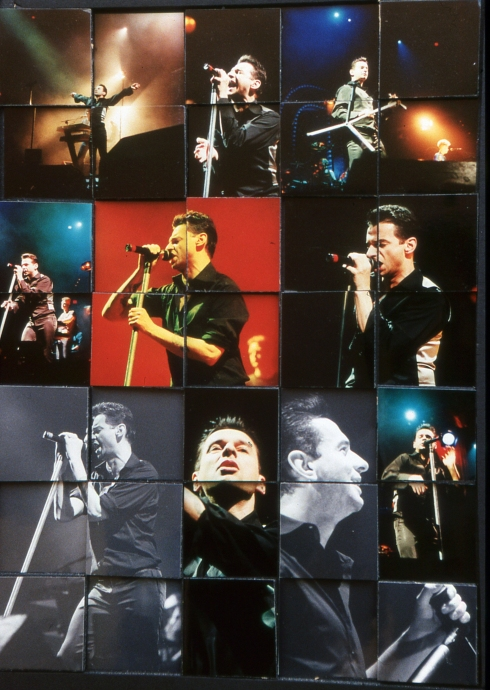 2 Collage Depech Mode