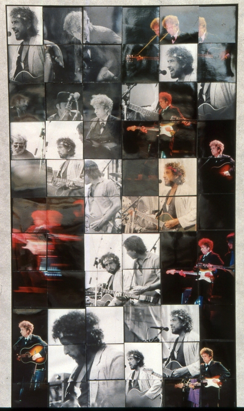 3 Collage Bob Dylan