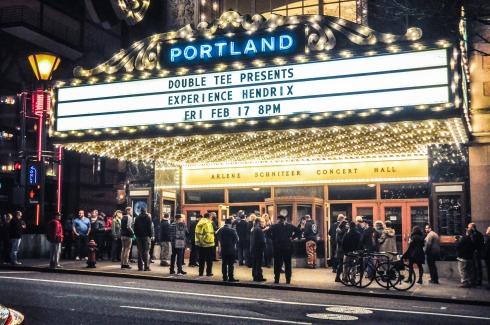 Arlene Schnitzer Concert Hall Portland Oregon Linup