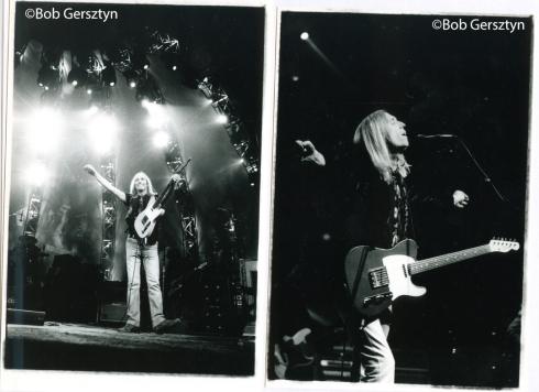 Tom Petty B&W #1