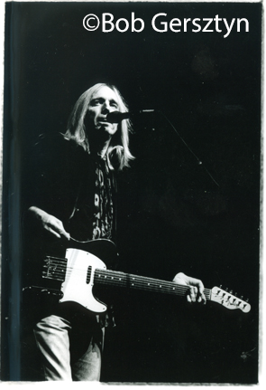 Tom Petty B&W #3