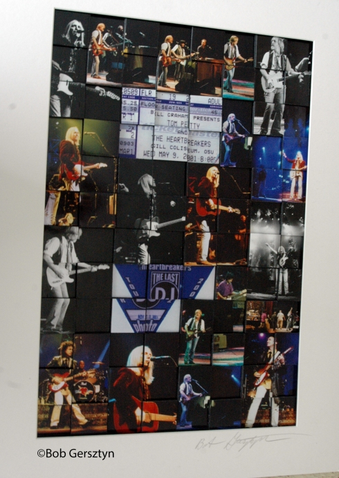 Tom Petty Collage copy