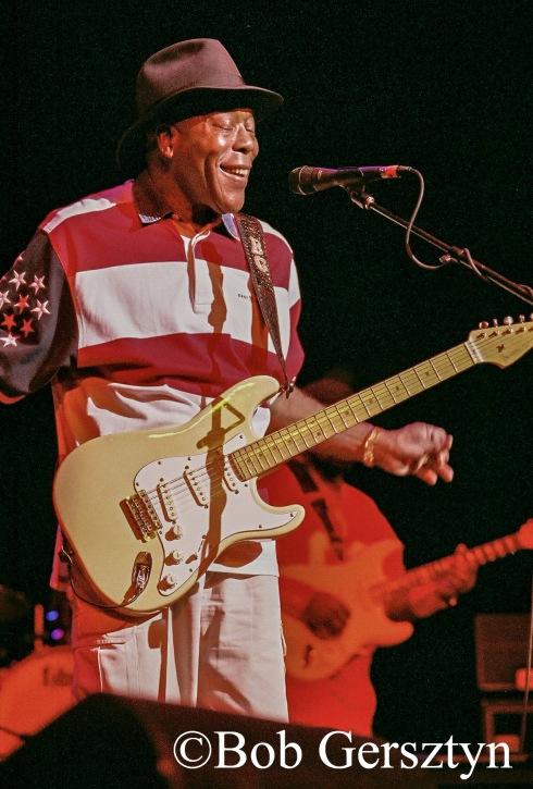 Experience Hendrix 2008 Buddy Guy.#2 Copyright